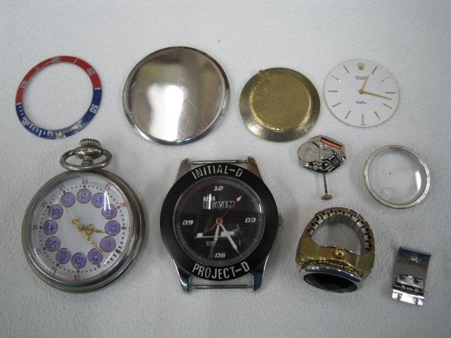 腕時計 まとめ SEIKO/SUUNTO/TAG HEUER/BALLY/G-SHOCK他 大量セット 約2kg ジャンク セイコー/スント/タグホイヤー/イヴサンローラン_画像4