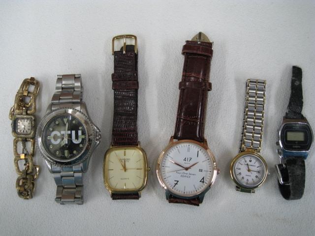 腕時計 まとめ SEIKO/SUUNTO/TAG HEUER/BALLY/G-SHOCK他 大量セット 約2kg ジャンク セイコー/スント/タグホイヤー/イヴサンローラン_画像5