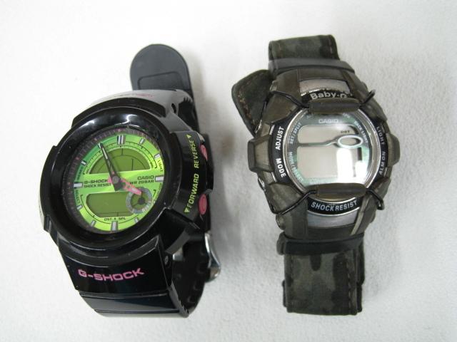 腕時計 まとめ SEIKO/SUUNTO/TAG HEUER/BALLY/G-SHOCK他 大量セット 約2kg ジャンク セイコー/スント/タグホイヤー/イヴサンローラン_画像6