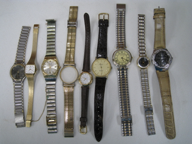 腕時計 まとめ SEIKO/SUUNTO/TAG HEUER/BALLY/G-SHOCK他 大量セット 約2kg ジャンク セイコー/スント/タグホイヤー/イヴサンローラン_画像7