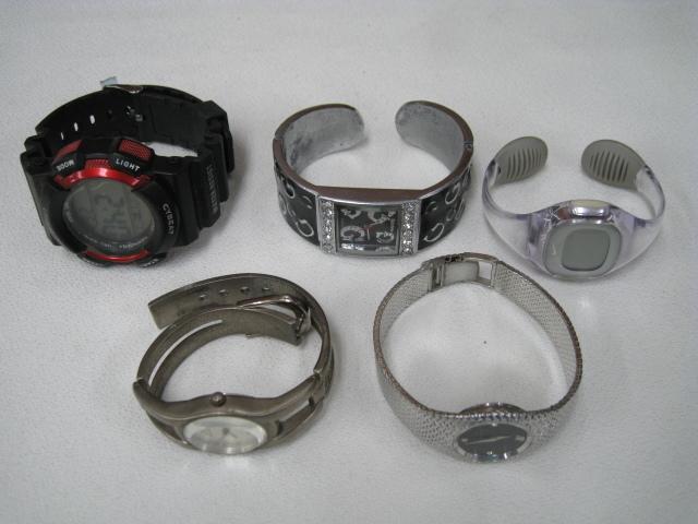 腕時計 まとめ SEIKO/SUUNTO/TAG HEUER/BALLY/G-SHOCK他 大量セット 約2kg ジャンク セイコー/スント/タグホイヤー/イヴサンローラン_画像9
