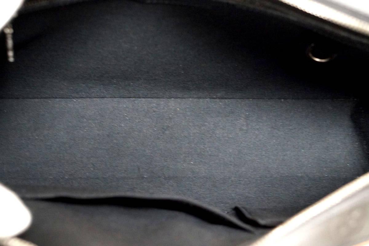 【極美品/正規品 】ルイ・ヴィトンモノグラム・マット/マルデン/ビジネス/バッグ/メンズ/黒/定価約17万/1円スタート_画像10