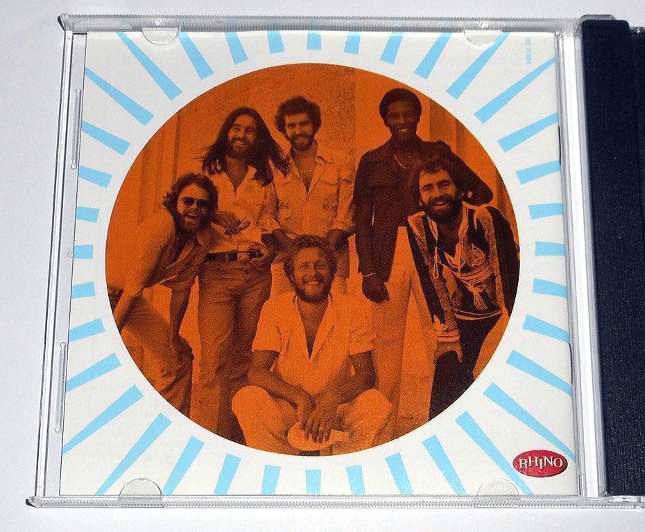 輸入盤『The Best of Average White Band』英国白人ソウルの匠,アヴェレージ・ホワイト・バンドのベスト★全米1位.Pickin' Up the Pieces_画像4