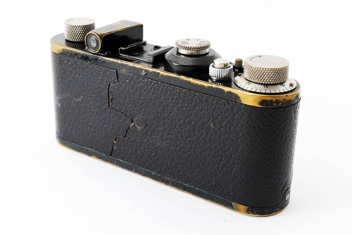 ☆極上☆ LEICA A型 I型 Elmar 50mm F3.5 バルナック ライカ エルマー 17000番台 後期型 #697_画像3
