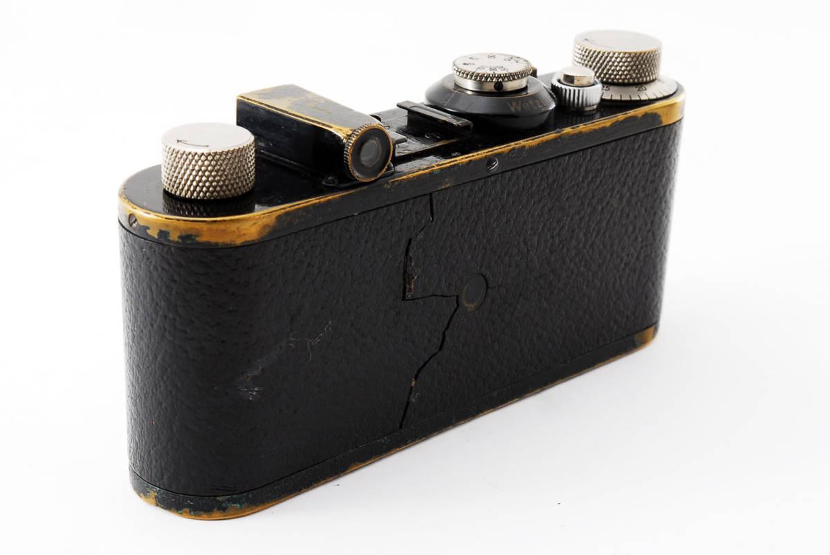 ☆極上☆ LEICA A型 I型 Elmar 50mm F3.5 バルナック ライカ エルマー 17000番台 後期型 #697_画像4