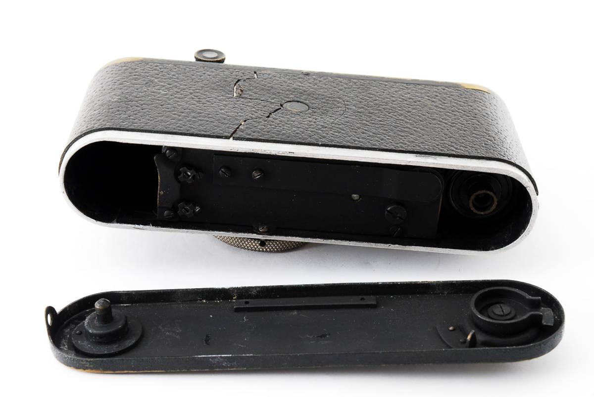 ☆極上☆ LEICA A型 I型 Elmar 50mm F3.5 バルナック ライカ エルマー 17000番台 後期型 #697_画像8