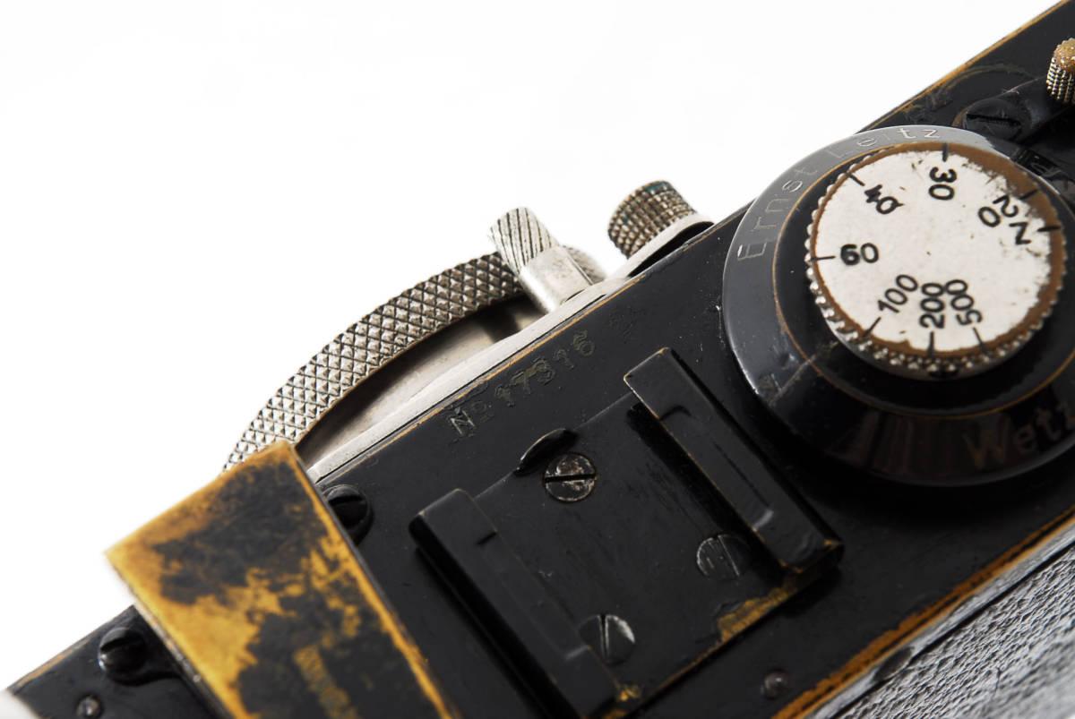 ☆極上☆ LEICA A型 I型 Elmar 50mm F3.5 バルナック ライカ エルマー 17000番台 後期型 #697_画像7