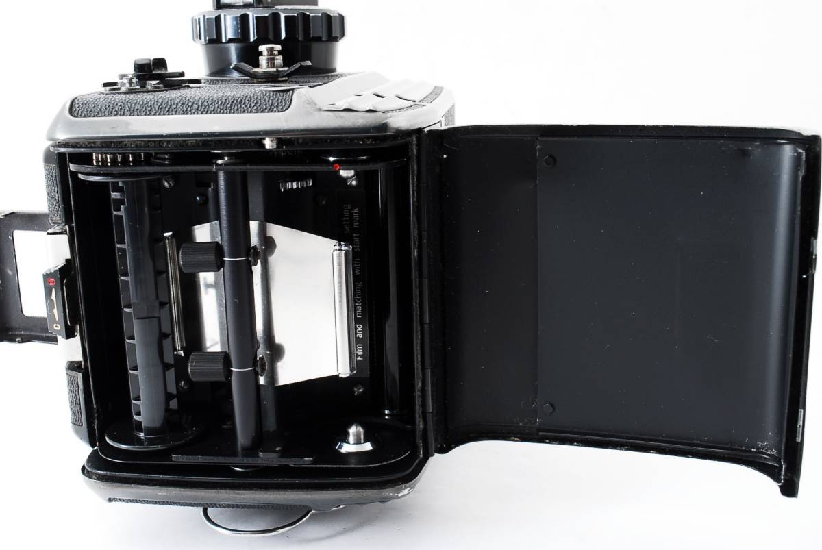 ☆格安☆ZENZA BRONICA S2 NIKKOR-P 75mm F2.8 ブロニカ 中判カメラ フィルム #711_画像3