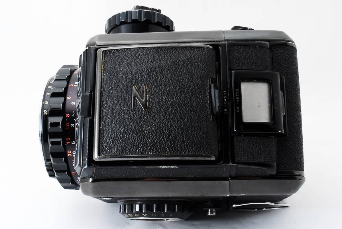 ☆格安☆ZENZA BRONICA S2 NIKKOR-P 75mm F2.8 ブロニカ 中判カメラ フィルム #711_画像5