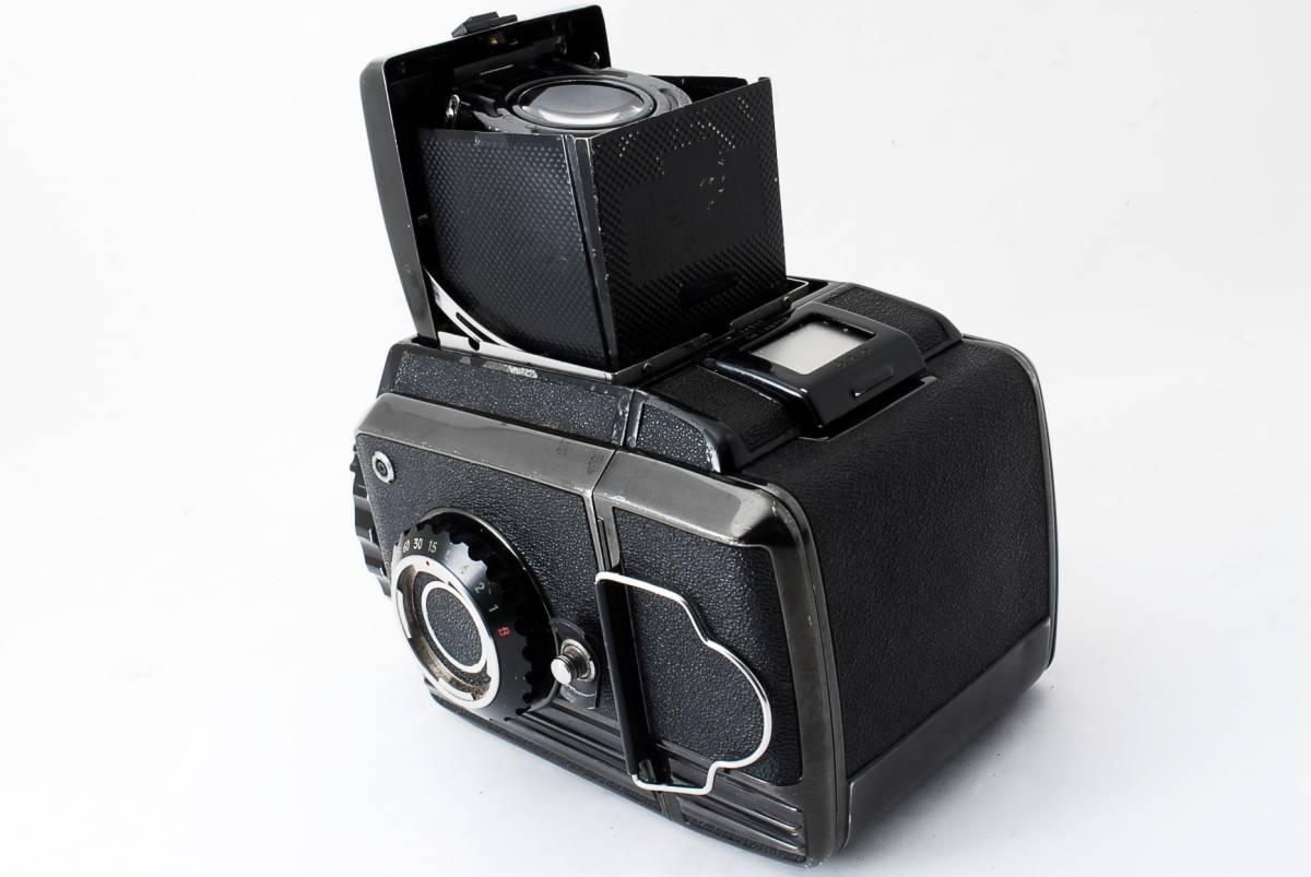 ☆格安☆ZENZA BRONICA S2 NIKKOR-P 75mm F2.8 ブロニカ 中判カメラ フィルム #711_画像8