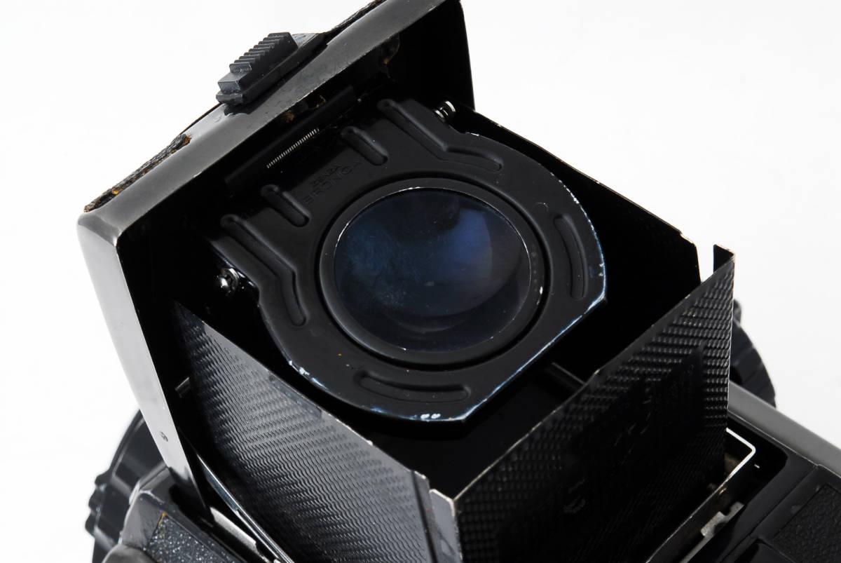 ☆格安☆ZENZA BRONICA S2 NIKKOR-P 75mm F2.8 ブロニカ 中判カメラ フィルム #711_画像9