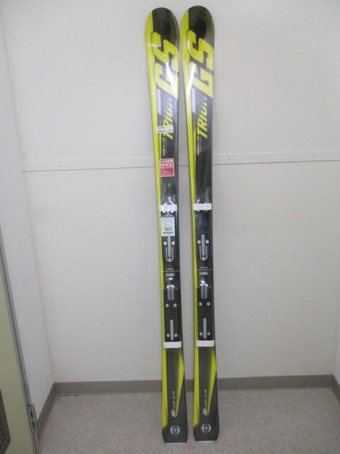 ■17' OGASAKA ジュニア スキーセット[G-JUNIOR](140) 新品!■_画像1