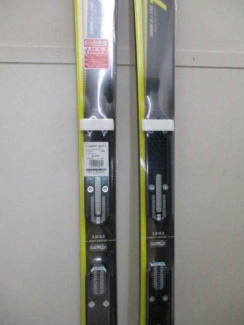 ■17' OGASAKA ジュニア スキーセット[G-JUNIOR](140) 新品!■_画像4