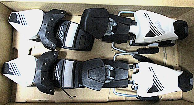 ■17' OGASAKA ジュニア スキーセット[G-JUNIOR](140) 新品!■_画像9