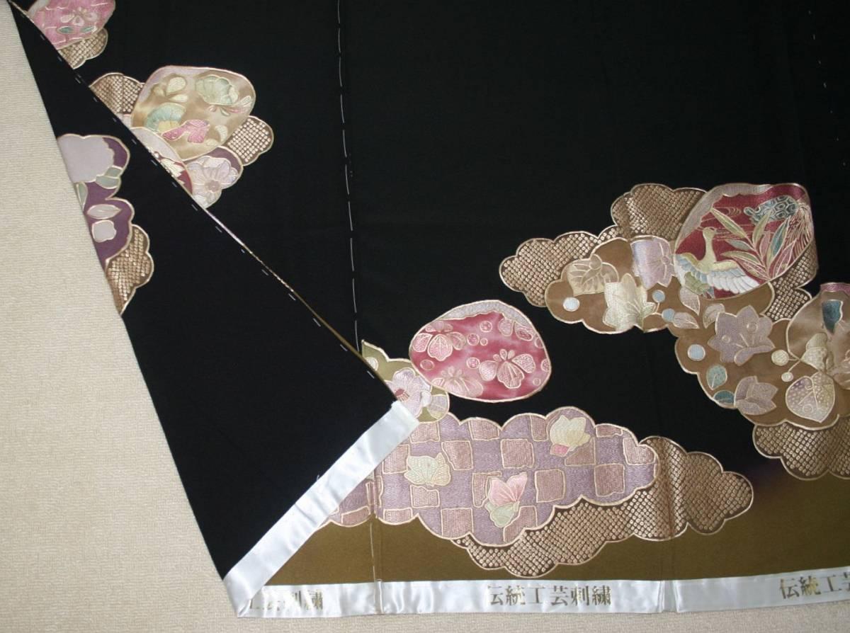 ◆高級手縫い仕立付◆弊社オリジナル◆特別訪問着_画像6