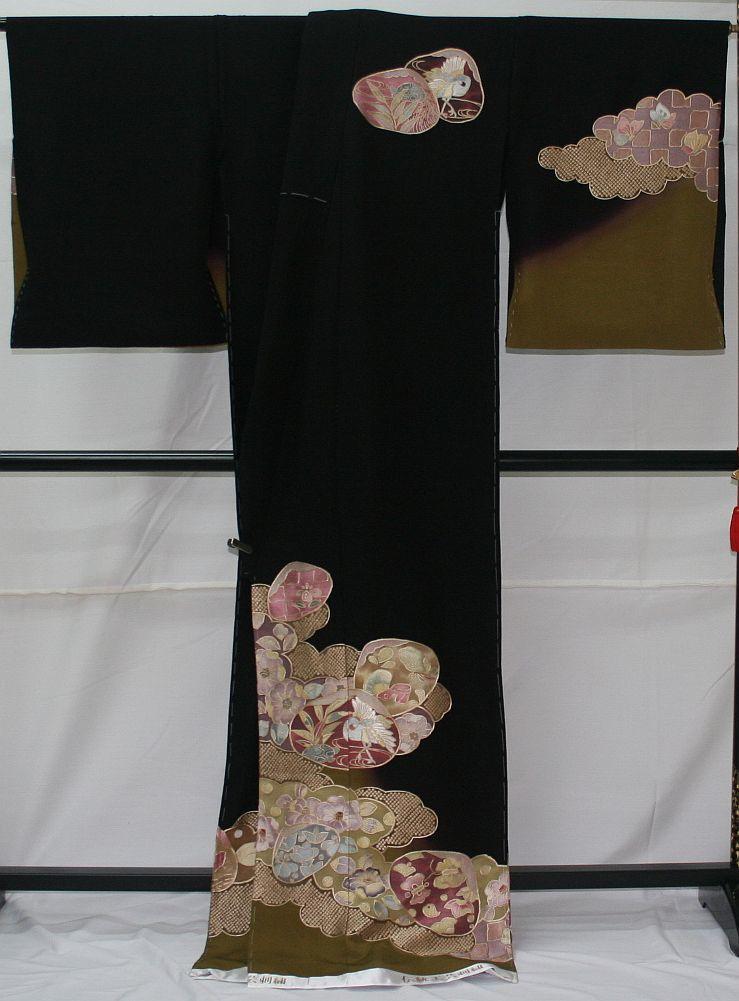 ◆高級手縫い仕立付◆弊社オリジナル◆特別訪問着_画像4