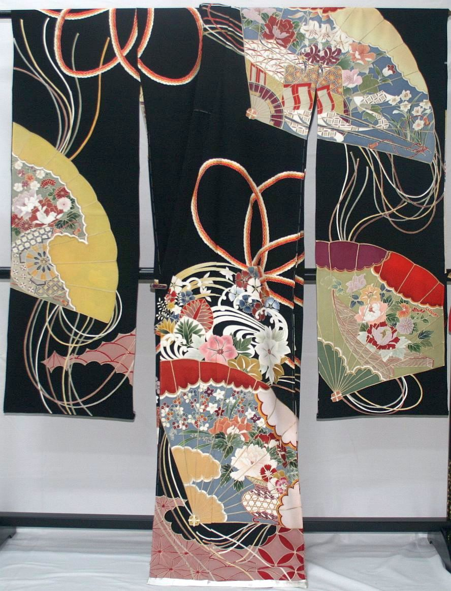 ◆一品物◆弊社オリジナル訪問着◆高級手縫いお誂え手仕立て付き◆振袖◆_画像6