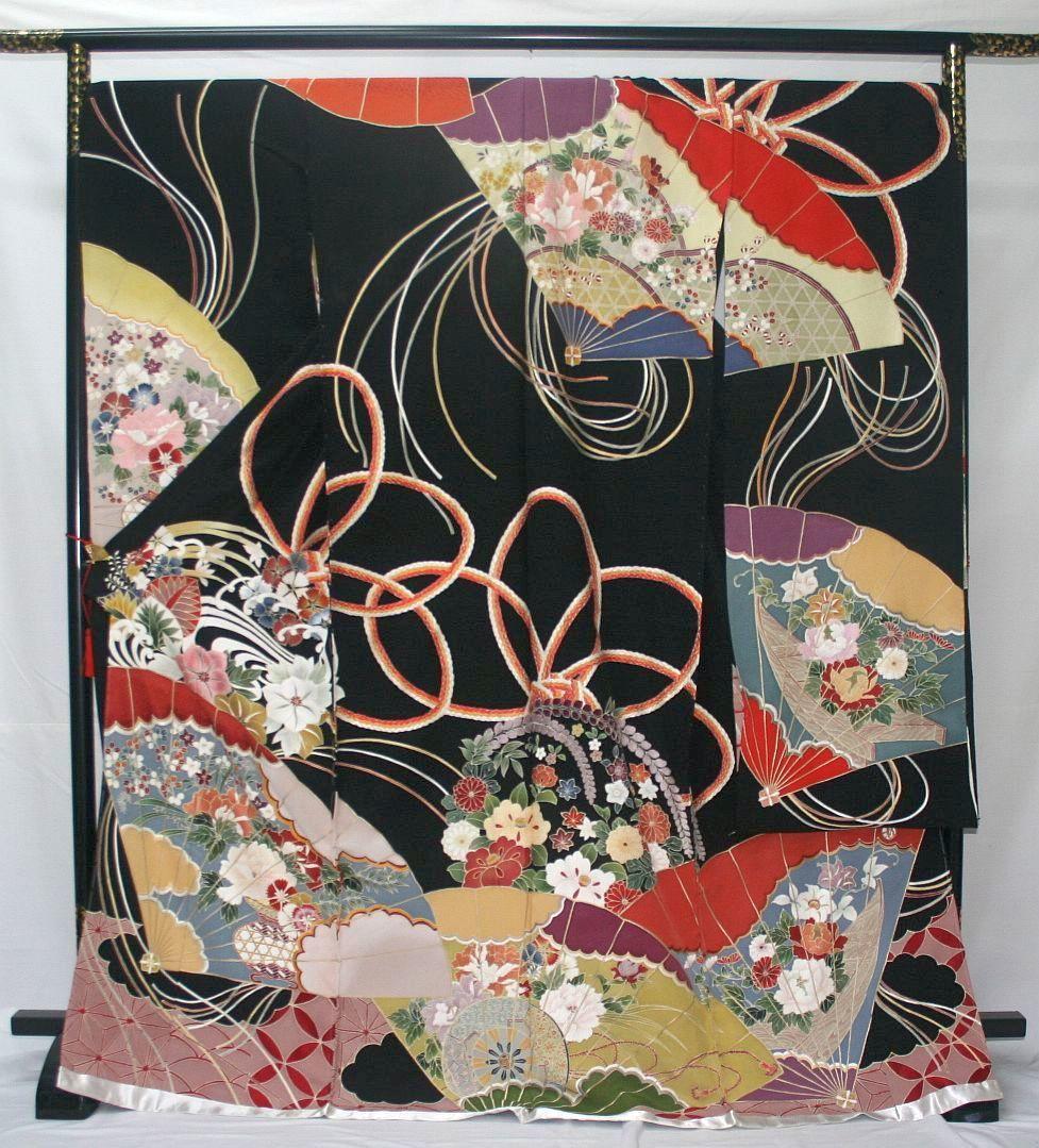 ◆一品物◆弊社オリジナル訪問着◆高級手縫いお誂え手仕立て付き◆振袖◆_画像1