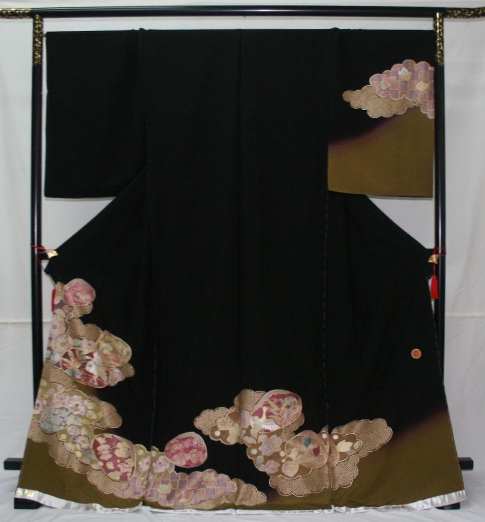 ◆高級手縫い仕立付◆弊社オリジナル◆特別訪問着_画像1