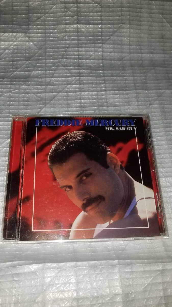 """QUEEN★FREDDIE MERCURY★MR.SAD GUY/12""""REMIX COLLECTION/I Was Born To Love You_画像1"""