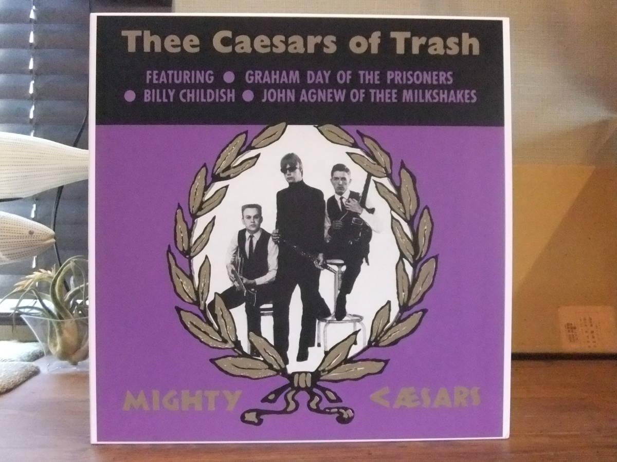 英ガレージ/パンク[Thee Mighty Caesars/Thee Caesars Of Trash]Billy Childish, Thee Headcoats, The Sonics_画像1