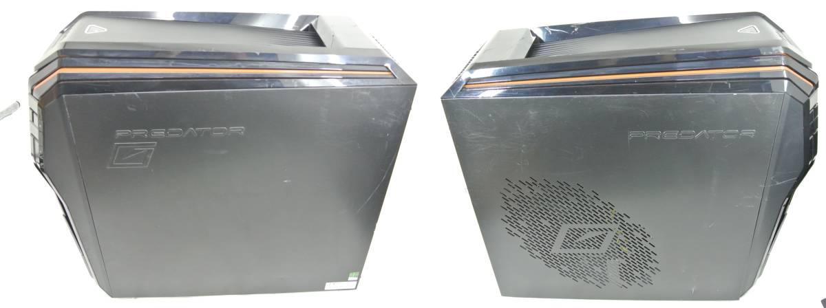 かっけー!快速SSD!Acer Predator AG5920-F76G/GL i7-3770K/GTX680 2GB/16G/新SSD240G+1TB/ブルーレイRE/USB3.0/Win10/office2016/高性能_画像8