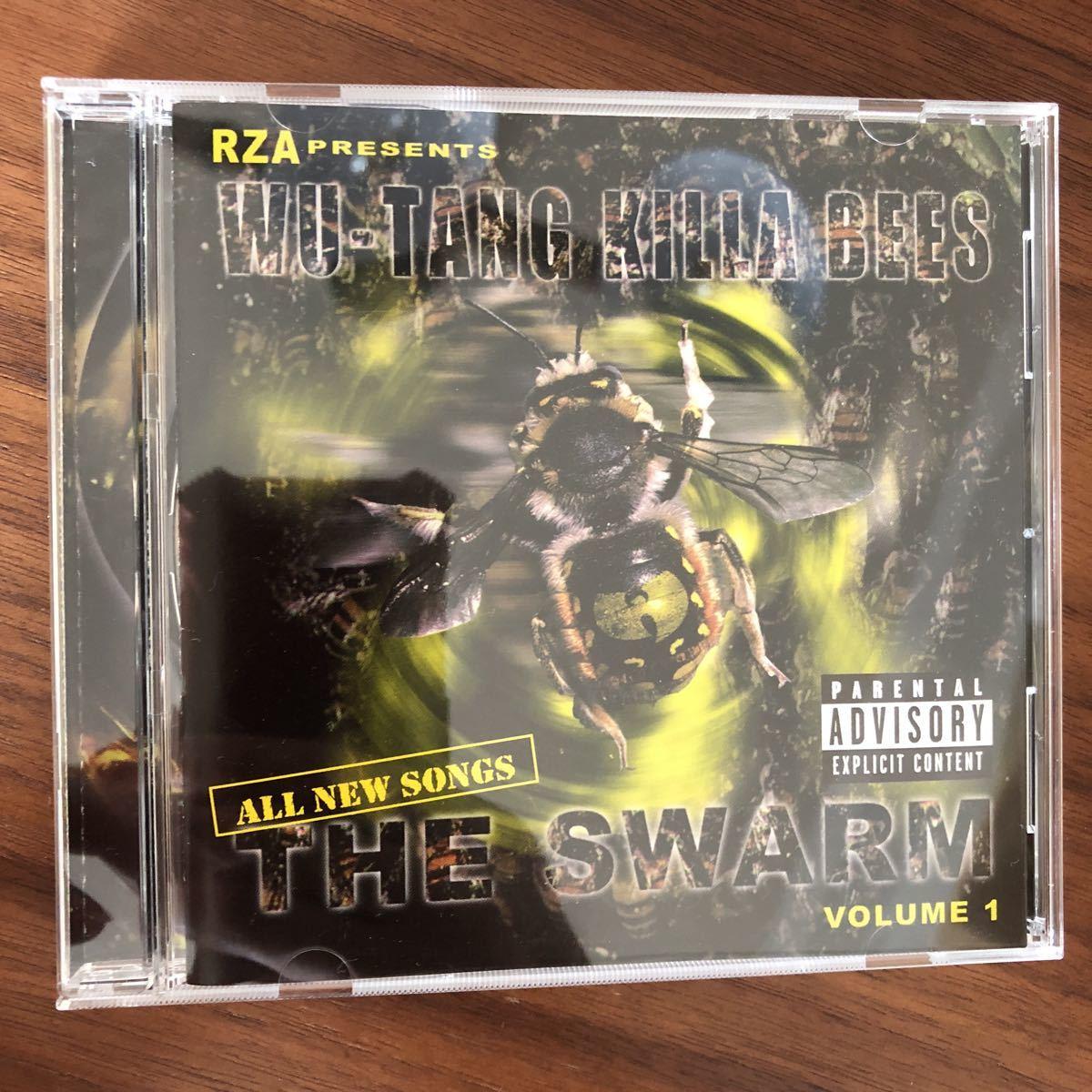 RZA PRESENTS WU-TANG KILLA BEES / THE SWARM A.I.G. Sunz Of Man Shyheim Hell Raiza Inspectah Deck Black Knights North Star Remedy_画像1