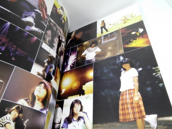 【楽譜】沢田聖子 history Shoko Sawada 20th anniversary(サイン入り美品)【即決】_画像6