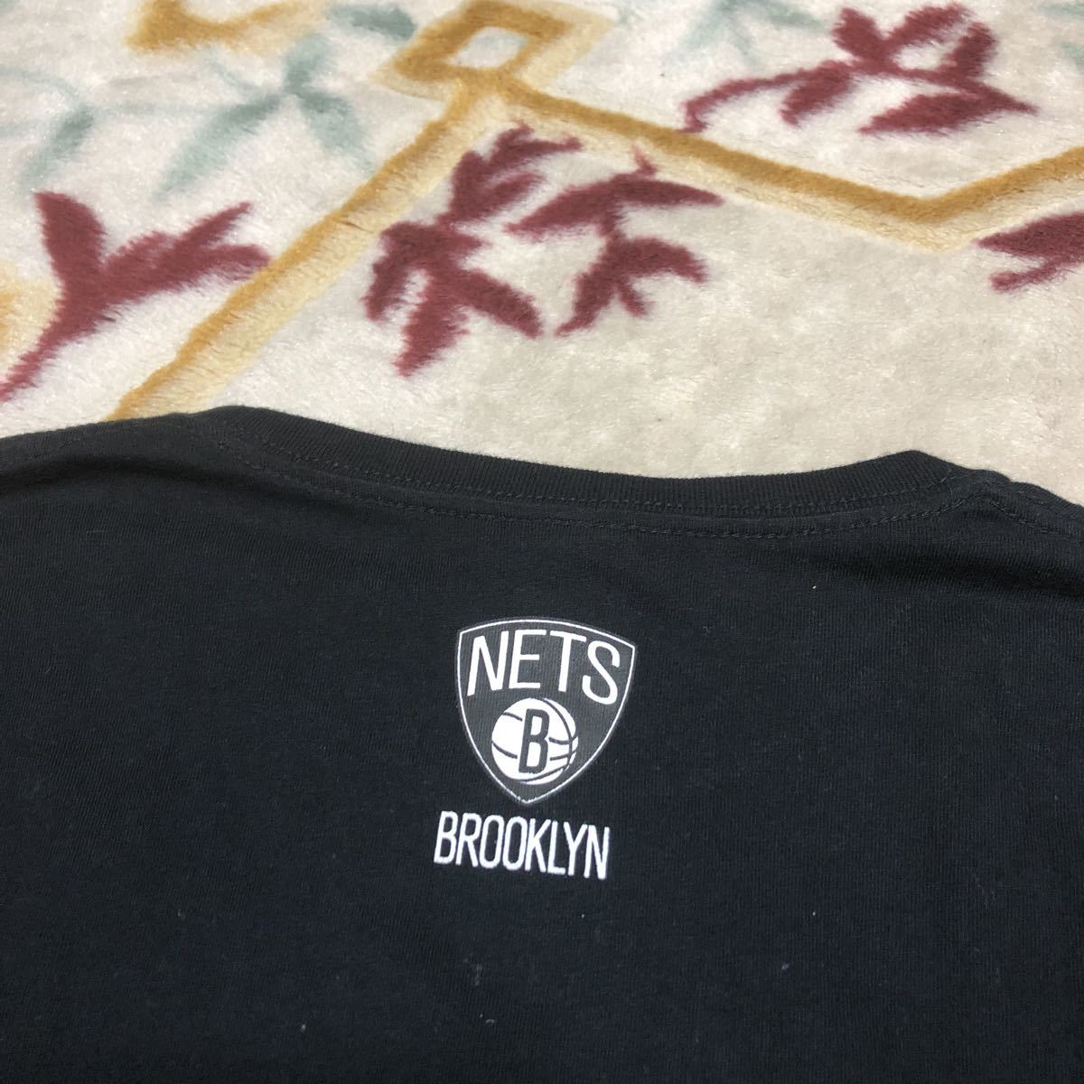 NBA Brooklyn Nets ブルックリン ネッツ Tシャツ メンズサイズM-L_画像7