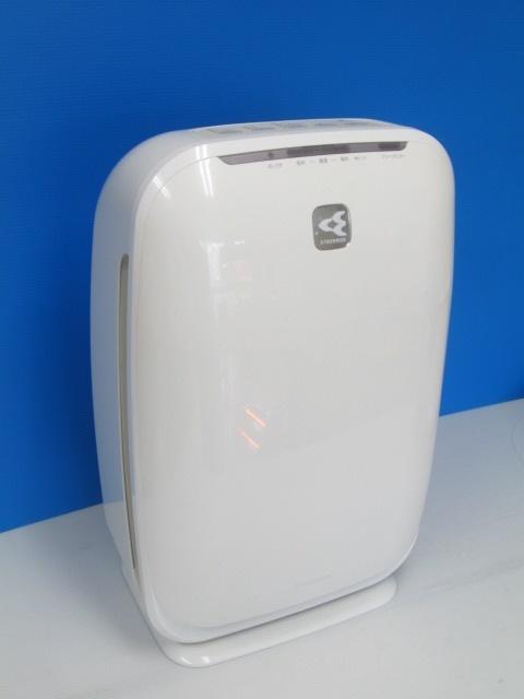 【お買い得品】★DAIKIN/ダイキン★加湿空気清浄機 うるおい光クリエール MCK40L-W バニラホワイト '10年製