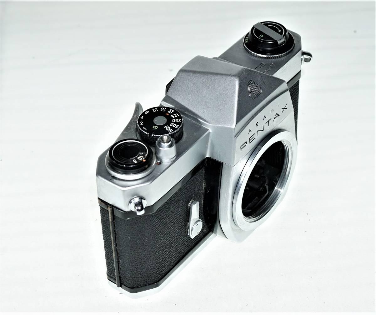 35mm ペンタックス・『 ASAHI PENTAX SL 』ジャンク_画像3