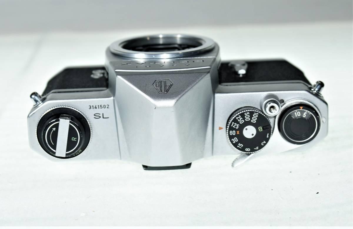 35mm ペンタックス・『 ASAHI PENTAX SL 』ジャンク_画像5