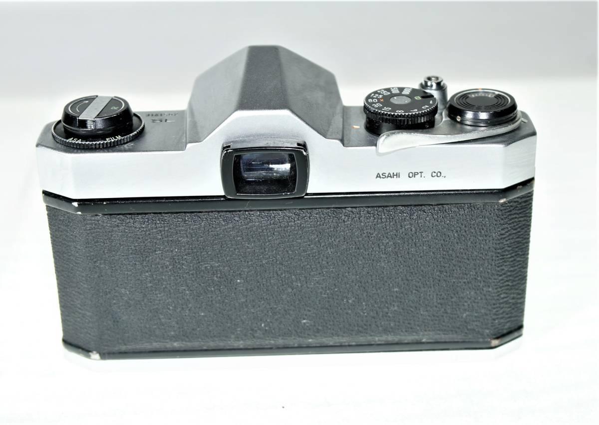 35mm ペンタックス・『 ASAHI PENTAX SL 』ジャンク_画像4