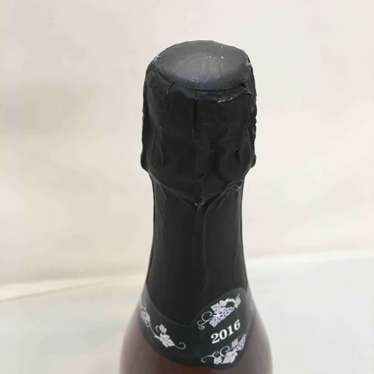 W180★【青森県在住の方限定】青森 ロゼスパークリングワイン 750ml 12%_画像3