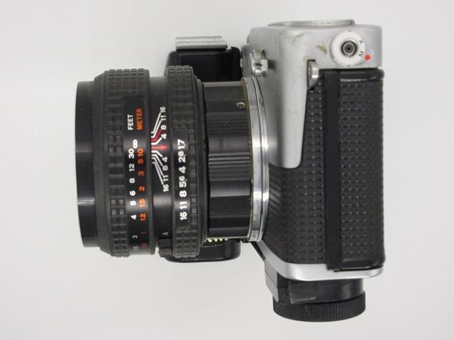 古いカメラ オリンパス PEN-F PEN-FT_画像5