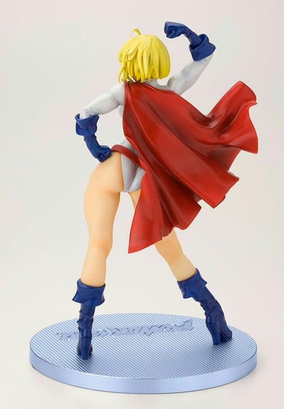 DC COMICS美少女 パワーガール セカンドエディション フィギュア コトブキヤ 新品未開封_画像5