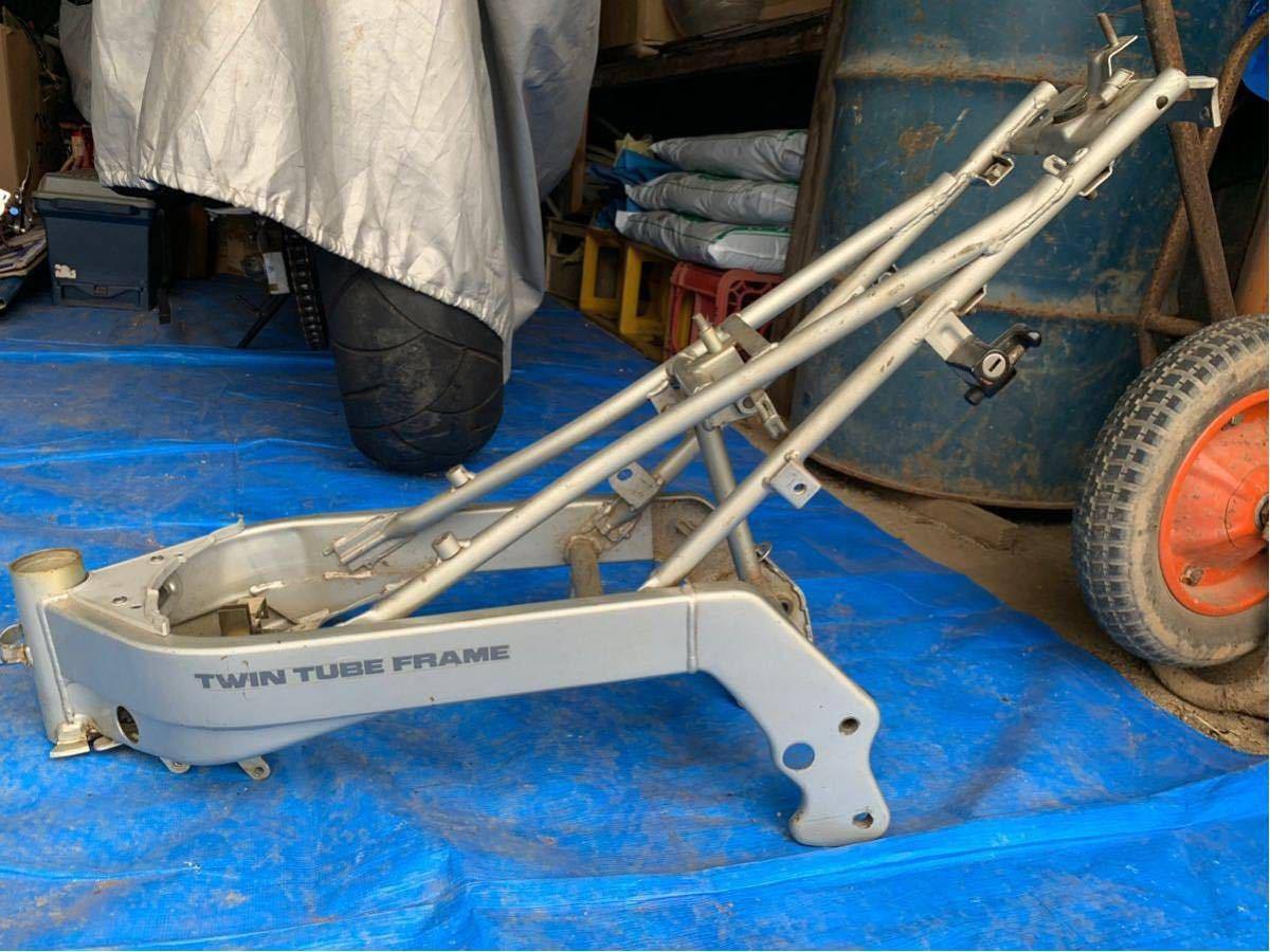ホンダ モンキーR フレーム 70cc登録 書類有り モンキー ゴリラ ダックス シャリー