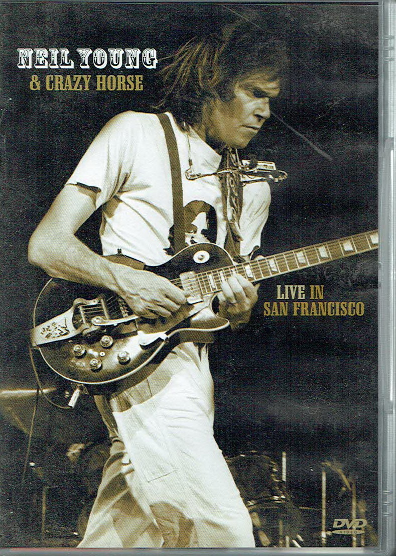 NEIL YOUNG & CRAZY HORSE LIVE IN SAN FRANCISCO ニール・ヤング_画像1