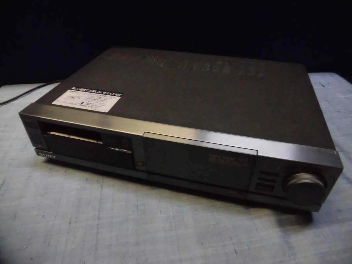 SONY EV-BS3000 8mmビデオデッキ Hi8 ジャンク
