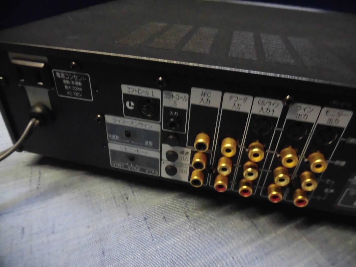 SONY EV-BS3000 8mmビデオデッキ Hi8 ジャンク_画像4