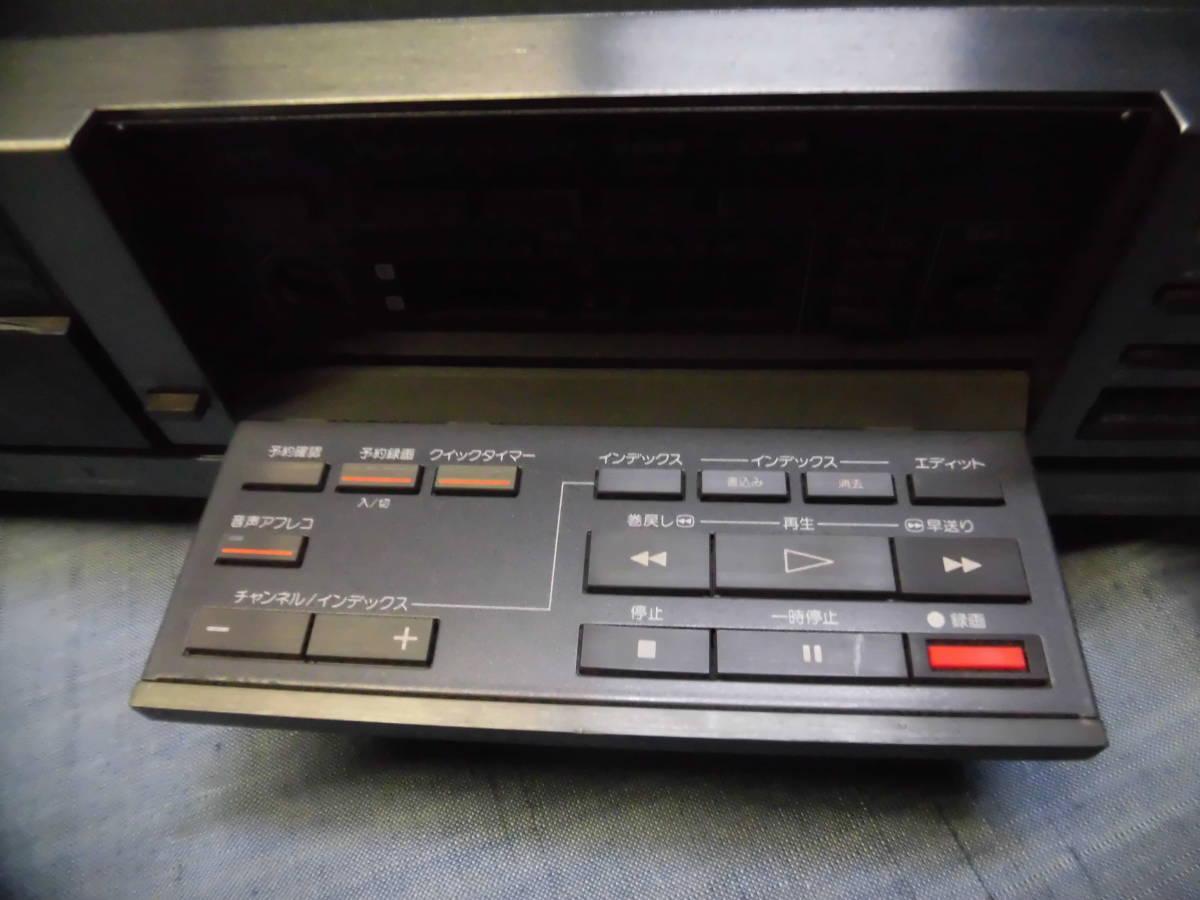 SONY EV-BS3000 8mmビデオデッキ Hi8 ジャンク_画像3