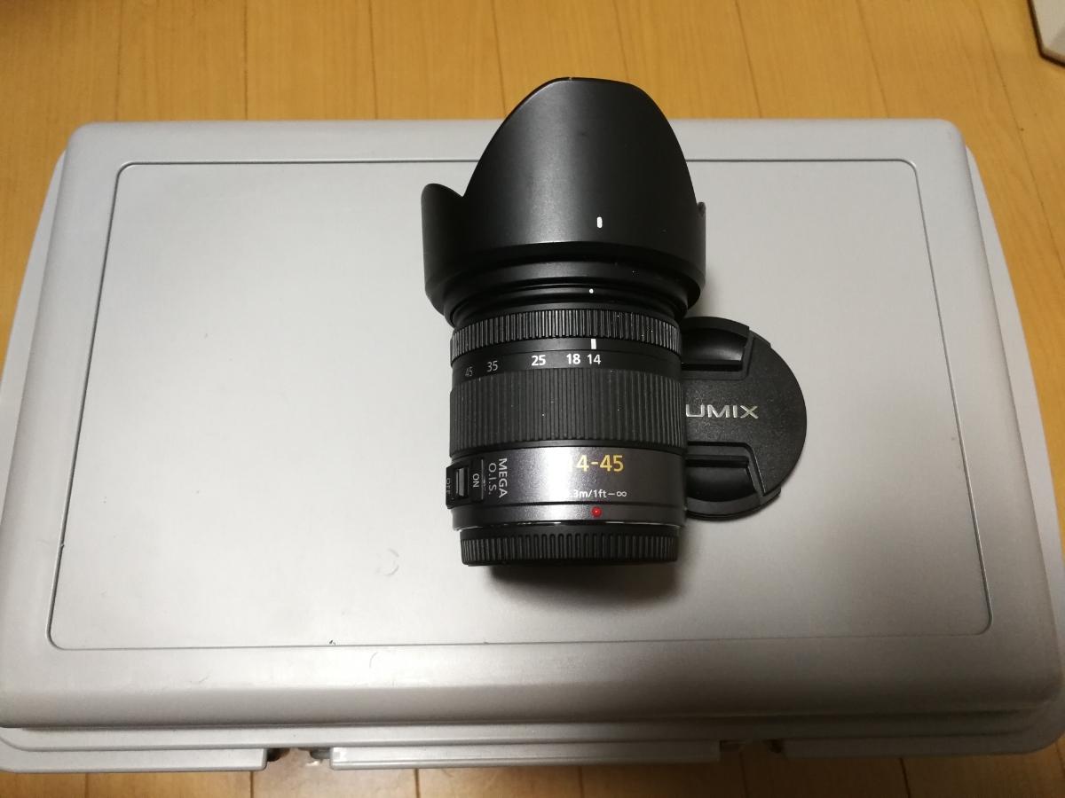 DMC-G3 Panasonic 14-45mm H-FS014045 レンズセット 社外バッテリー2個付_画像3