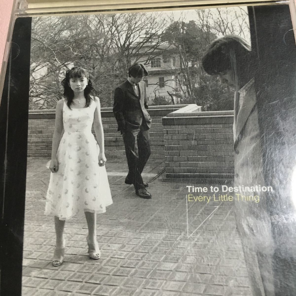 *ELT Every Little Thing アルバム CD Time to Destination*_画像1