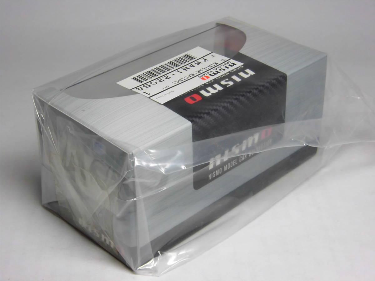 エブロ 1/43 NISMO製品 GT 2010 AUTECH MOTUL NISSAN GT-R (No.23) R35 オーテック モチュール ニスモ 日産 スーパー GT 500 _画像4