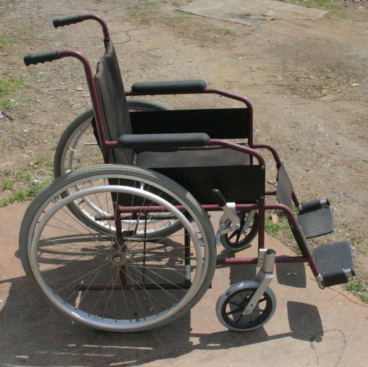 車椅子 折り畳み 軽量、アルミ製