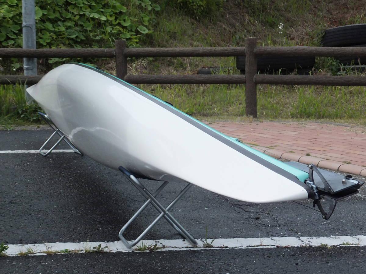 CANOE SPORTS REIDERーX カヌースポーツ レイダー エックス 高速艇 引取り限定_画像5