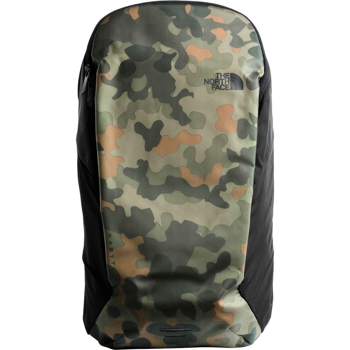 送料無料 THE NORTH FACE バックパック 海外限定 20L カモフラ 新品未使用 ノースフェイス KABYTE backpack アメリカ国内版 No.4