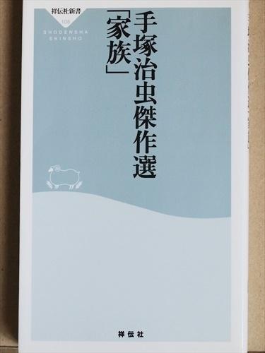 『手塚治虫傑作選「家族」』 新書 ★同梱OK★