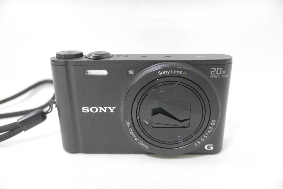ソニー SONY デジタルカメラ Cyber-shot WX350 光学20倍 ブラック DSC-WX350-B_画像4
