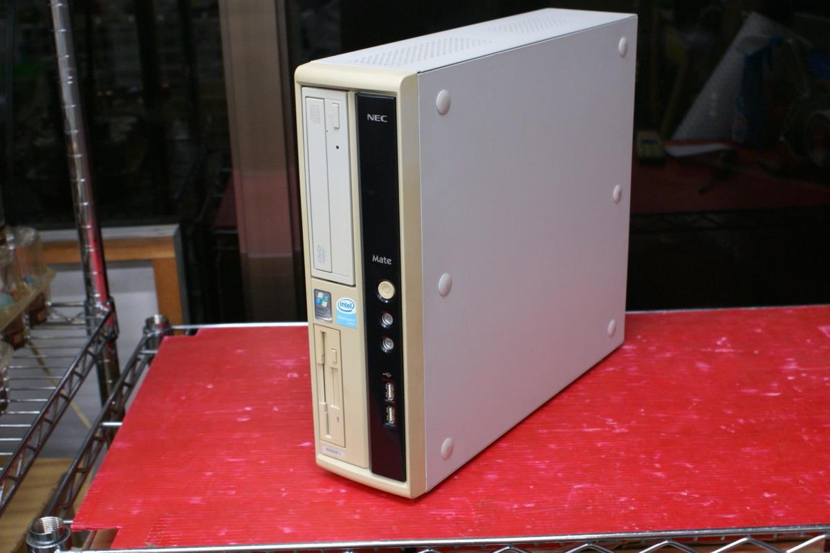 ■ジャンク扱い■NEC Mate MJ30V/R (Pen4 531/512MB/80GB/COMBO/XP Home)_画像1